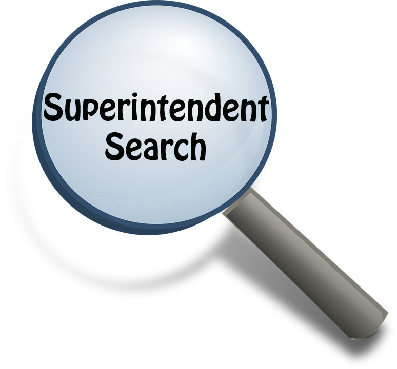Superintendent search clipart
