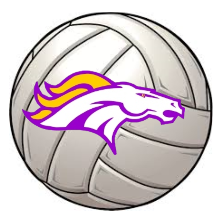 bronco volleyball