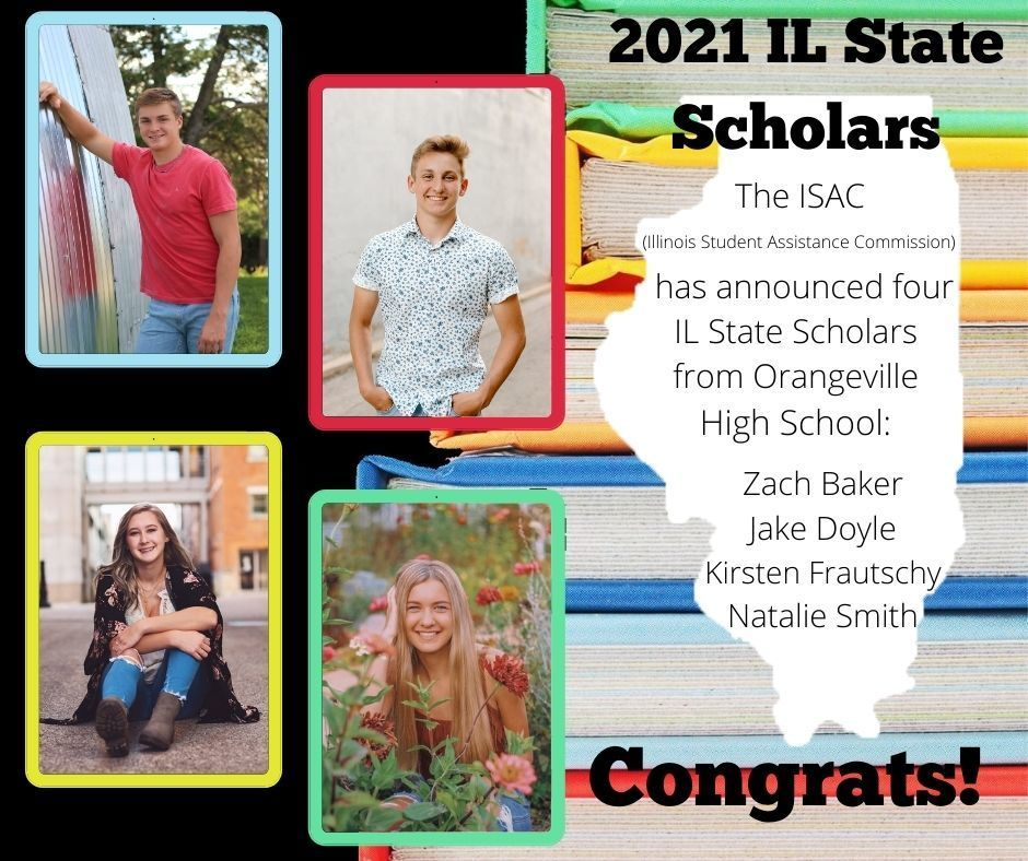 IL State Scholars 2021