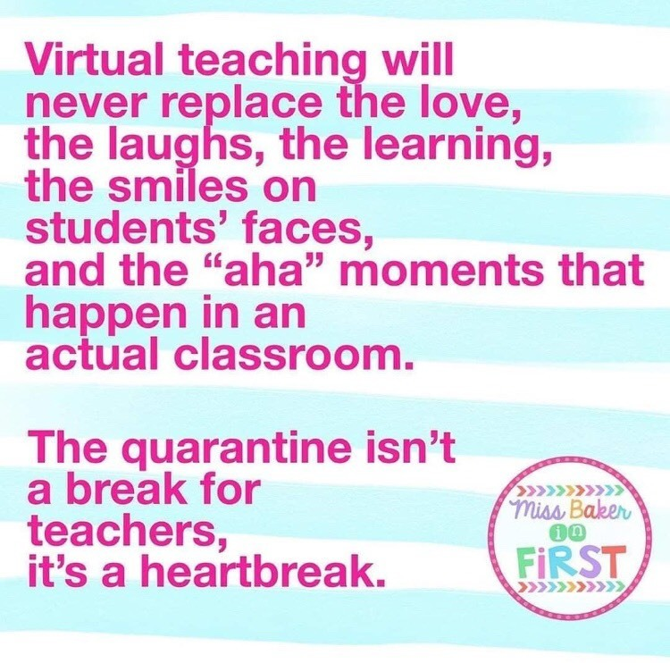 virtual teaching pic