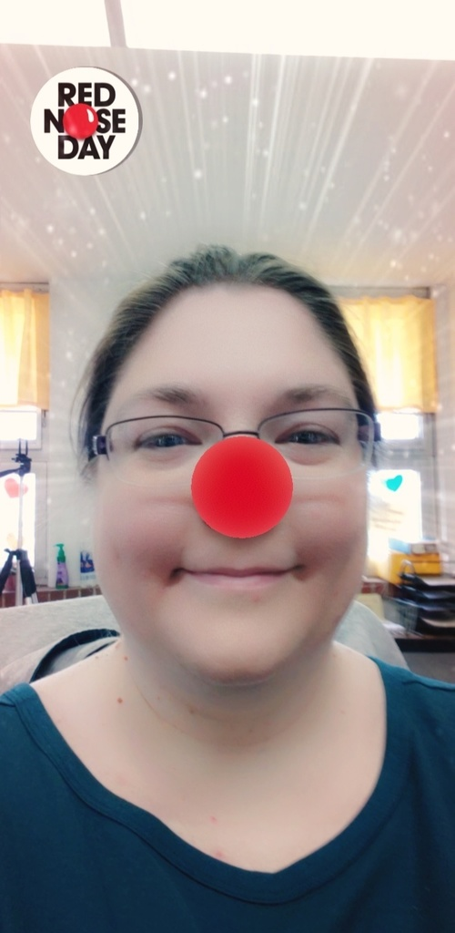 Rachel Red Nose Day