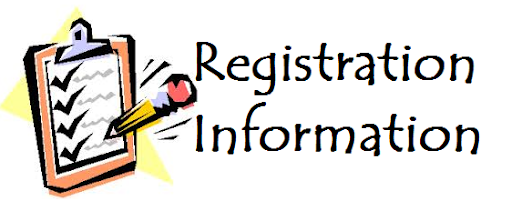 registration information pic